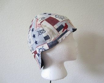Sailor Lighthouse Welding Welders Hat Surgeon Caps