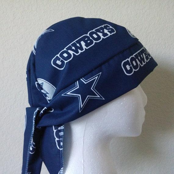 new style 31c61 73989 ... discount code for dallas cowboys welding welders hat surgeon doo rag  skullcap do rag bandana 2a317