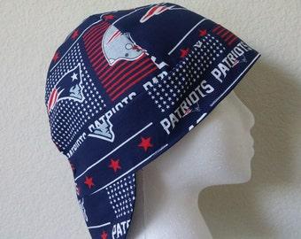 Welding Welders Hat Surgeon Caps New ENGLAND PATRIOTS PRINT