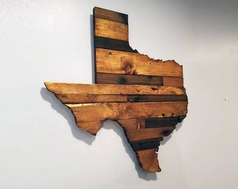 Charming Texas Rustic Wood State Cut Out, Wooden Texas Sign, Rustic Texas, Texas  Wood Sign, Texas Art, Texas Decor
