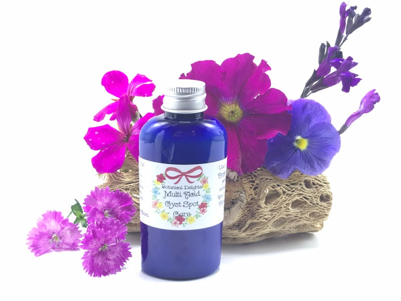 CYST MULTI ACID - Scalp Cyst, Boil, Ingrown Hair, Carbuncle, Pilonidal,  Cystic Acne, Epidermoid, Pilar Cyst, Scalp Acne, Sebaceous Cyst