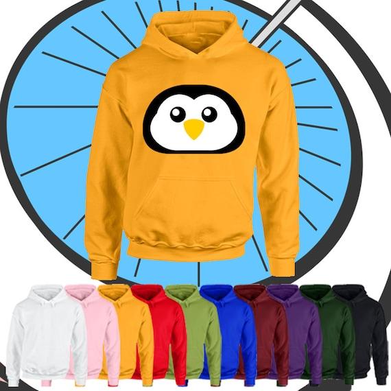 I love coeur pingouins Sweat Enfants