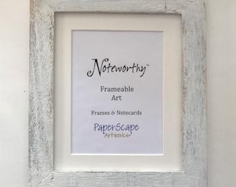 Flat Frame for Frameable Cards