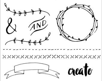 Clear stamps _ create _ 008