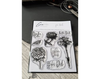 Clear Stamps _ for you _ 029