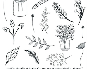 Clear stamps _ active _ 048