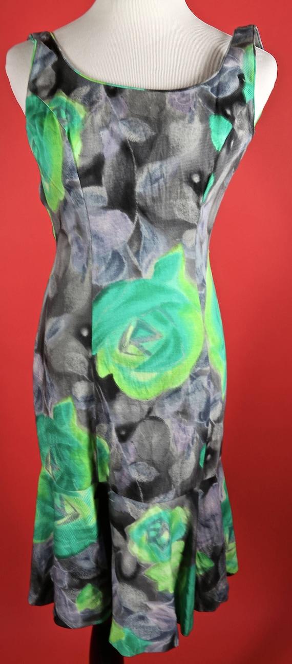 Waltah Clarke Hawaiian Dress