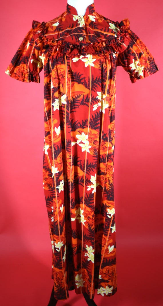 HoALoHA Hawaiian Dress
