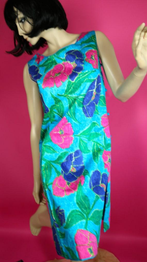 Colorful Sydney of Honolulu Swimsuit Coverup Dress