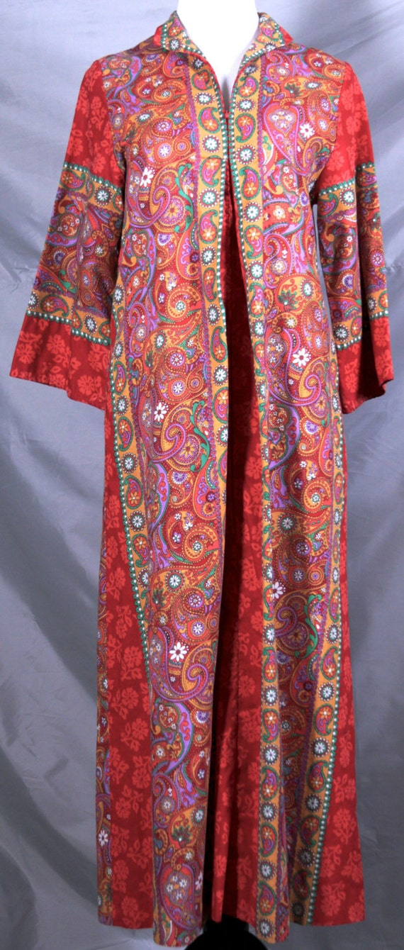 Kaftan Hippie Lounge wear made by Loungees Size sm