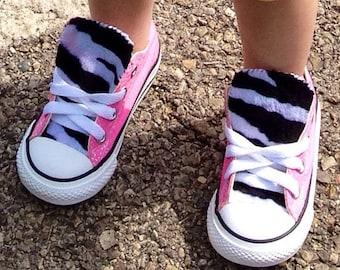 e595ace2226f Zebra Print Converse Toddler Sizes