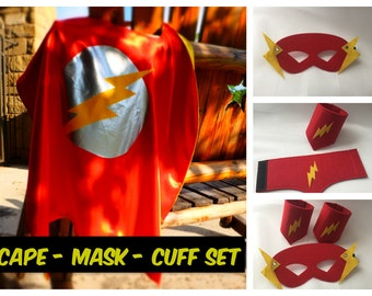 cosplay. Superhero W Woman mask and cuffs costumes costume Corporate gift Wedding Birthday party favors dress up capes