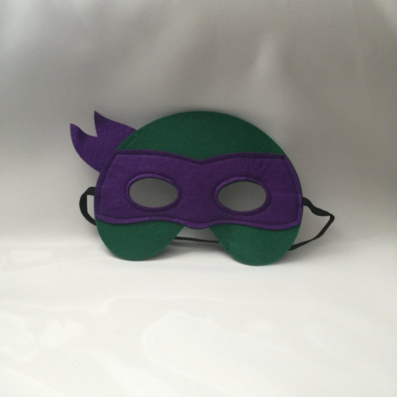 dress up costume TMNT mask ~ Party Packs ~ Teenage Mutant Ninja Turtle Party TMNT Party Pack- Birthday party favors cosplay.