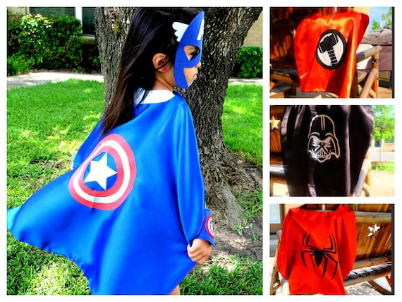 15 Pack ~ Superhero Capes Bulk - Birthday party favors, costume, capes,  costumes, dress up, cosplay