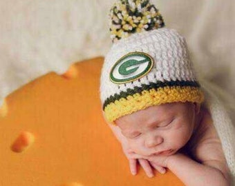 Green Bay Packers baby hat 4a27f371e