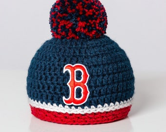 45a80b88c Boston Red Sox baby hat