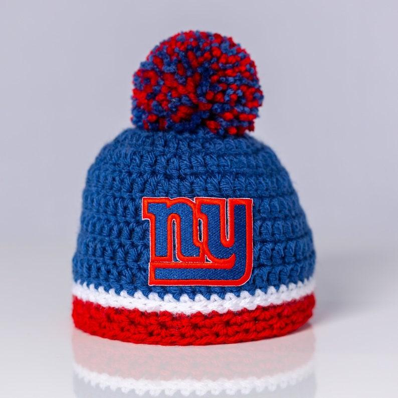 db887eab New York Giants baby hat