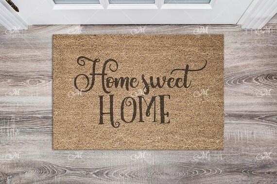 Wooden Floor Doormat Mock Up Psd Jpg Mock Up Photo Etsy