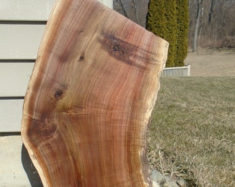 Width 1 58 Thick Planed Sanded Spalted Maple Live Edge Slab Highly Figured Table Art Craft Project 41 Long 21 Max