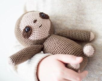 Amigurumi sloth crochet pattern | Crochet sloth, Crochet toys ... | 270x340