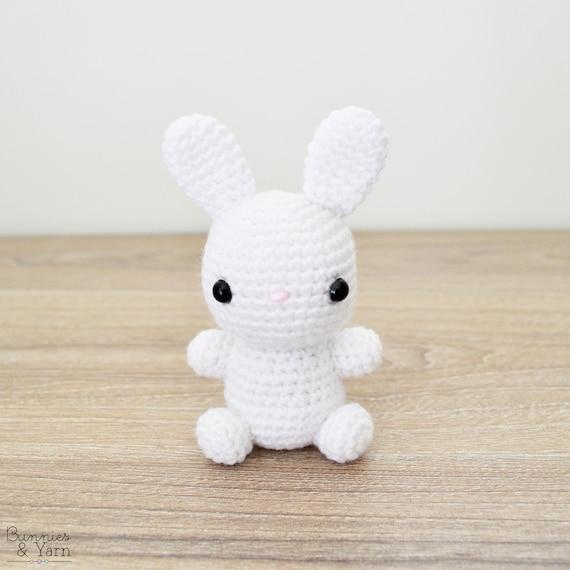 Patrón de Crochet en Inglés Conejo Bebé 13 Babies | Etsy