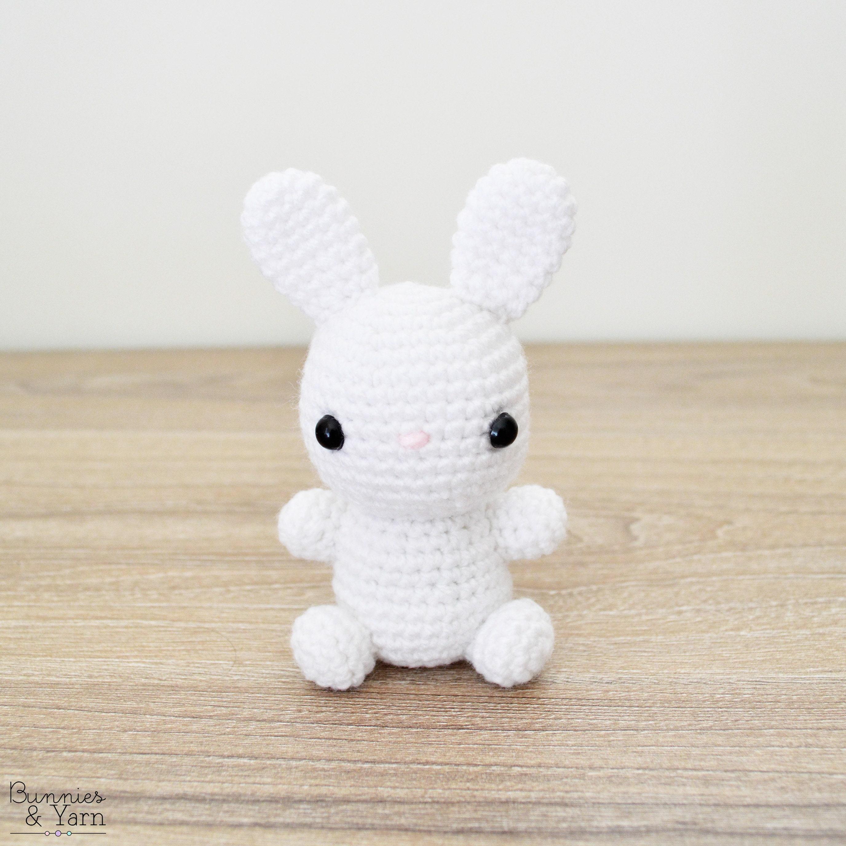 Patrón de Crochet en Inglés Conejo Bebé 13 Babies   Etsy