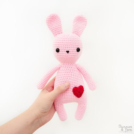 Patrón de Crochet en Inglés Dulce Conejo Colección Dulces | Etsy