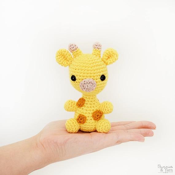 Bebé jirafa instantánea descargar Crochet por ElenasTimes en Etsy ... | 570x570