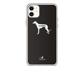 Greyhound Phone Case Custom Dog Phone Case Dog Lover Gift Greyhound Gifts Pet Phone Case Dog Breed Case Custom iPhone Case