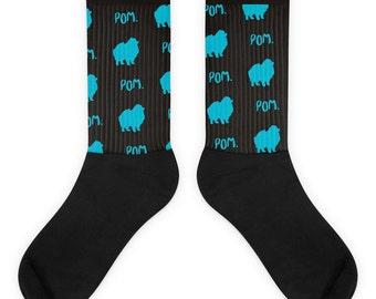 Pomeranian Socks