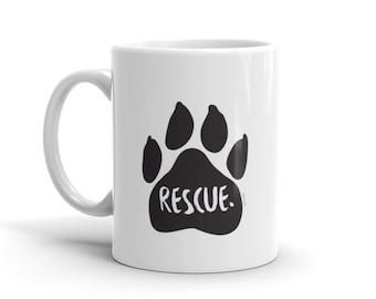 Rescue Coffee Mug