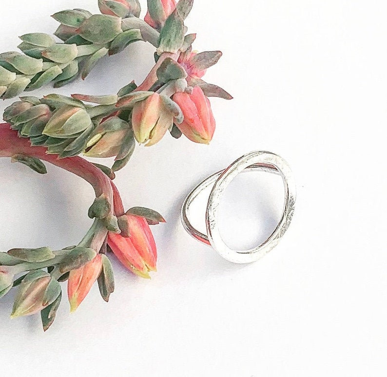 Gifts for her Enameled Ring Circle Ring Brass Ring Round Ring Halo Ring Silver Ring Statement Ring Enamelled Ring