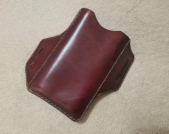 Handmade Leather Phone Holster/case/holder, Phone Holster, Leather holster, Custom made Leather holster, Custom made phone holster