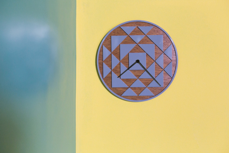 Wall Clock,Wooden Wall clock,Steampunk Wall Clock,Big Oval,Round ...