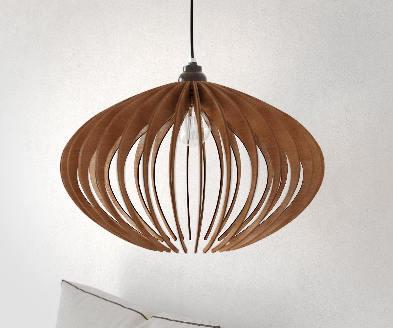 Pendant Light Wood Lamp Ceiling Light Dining Light Industrial Modern Lamp  Chandelier Hanging Lamp Steampunk Lamp Wooden Lamp Handamade E27