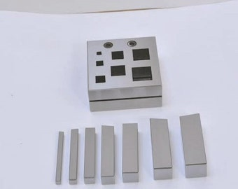 Square shape disc cutter set of 7 FREE SHIPPING