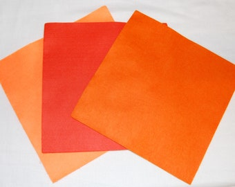 Dovercraft Honey Felt A4 Mixed And Plain Colour Bundles Art Supplies