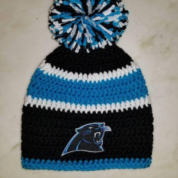 Carolina Panthers Beanie  a7b47f42733