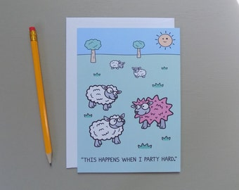Party Sheep