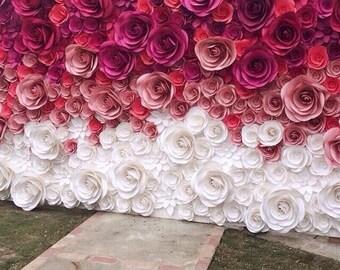 Giant Paper Flower Etsy
