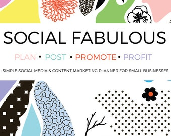 Social Fabulous: Social Media Marketing Planner for Small Business