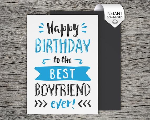 Printable Birthday Card Happy Birthday to the best ...