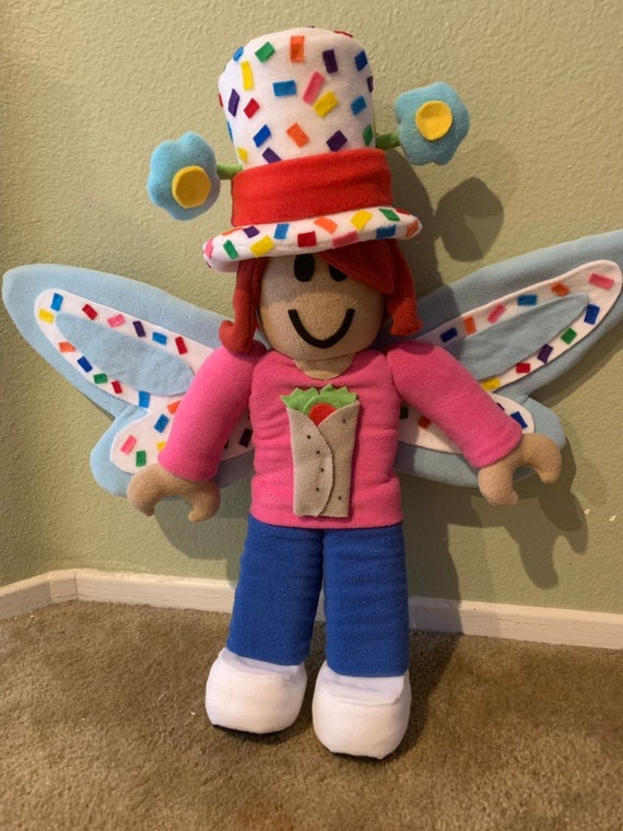 Roblox Plush Make Your Own Character - roblox customize characters