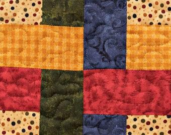 Eternity Knot Rotary Quick Cut Quilt Block Pattern Pdf