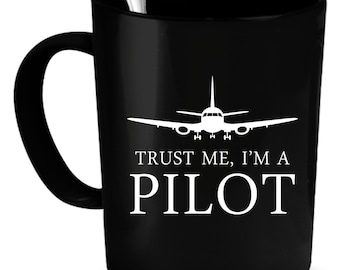 Best gifts for Pilots coffee mug graduation gifts ideas for pilot boyfriend personalised aviation gifts