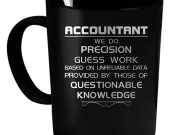Accountant mug. Accountant gift. Accounting mug. Coworker gift. Personalized gift.