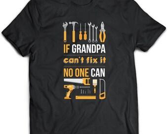 Grandpa Tshirt, Fathers day gift for Grandpa shirt, Grandfather gift for dad, Gifts for grandpa birthday gift Grandparent gift Grandad gifts