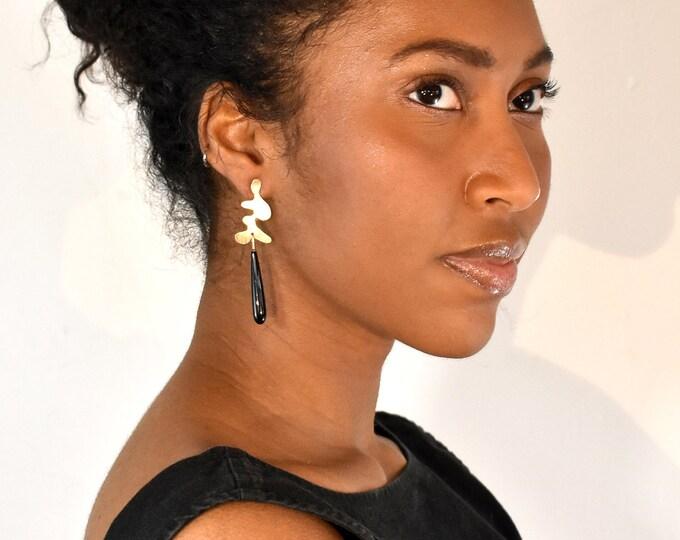 Dancer earrings
