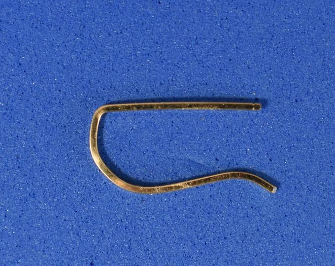 Simple ear bar. - Single Earring