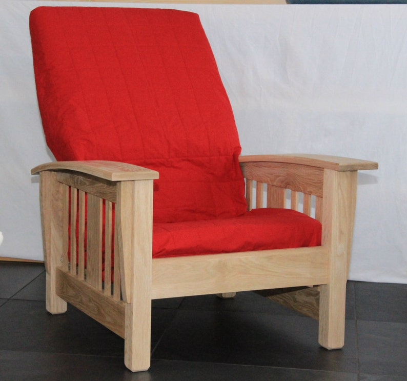 Crafts Fauteuil Morris Chaise Arts Relax And w0Okn8P
